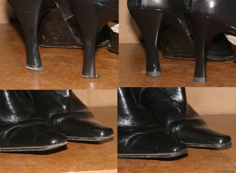 Обувь набойки своими руками фото
